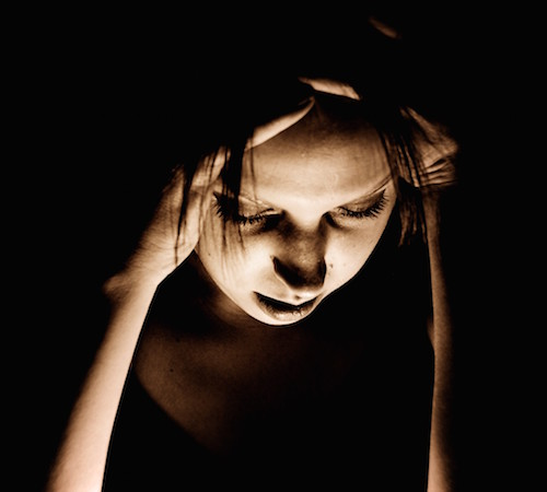 Why are headaches and eyesight problems related