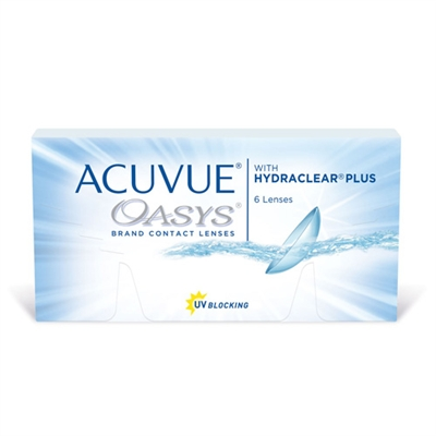 acuvue oasys contact lenses johnson & johnson