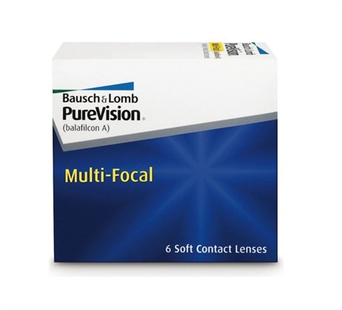 Purevision Multi Focal Contact Lenses Bausch Lomb